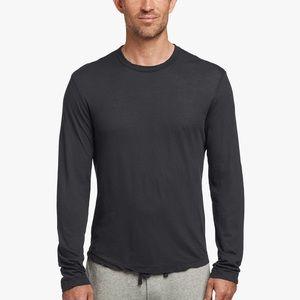New James Perse Shirttail Hem Crew